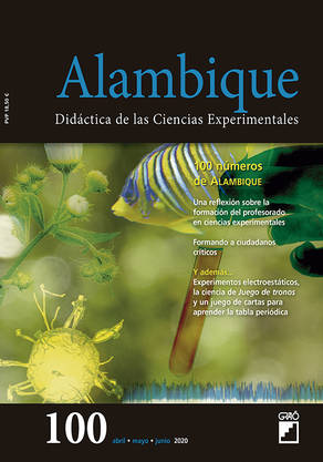 REVISTA ALAMBIQUE - 100 (ABRIL 20) - 100 números de Alambique