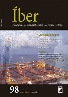 REVISTA IBER - 098 (ENERO 20) - Cartografía digital